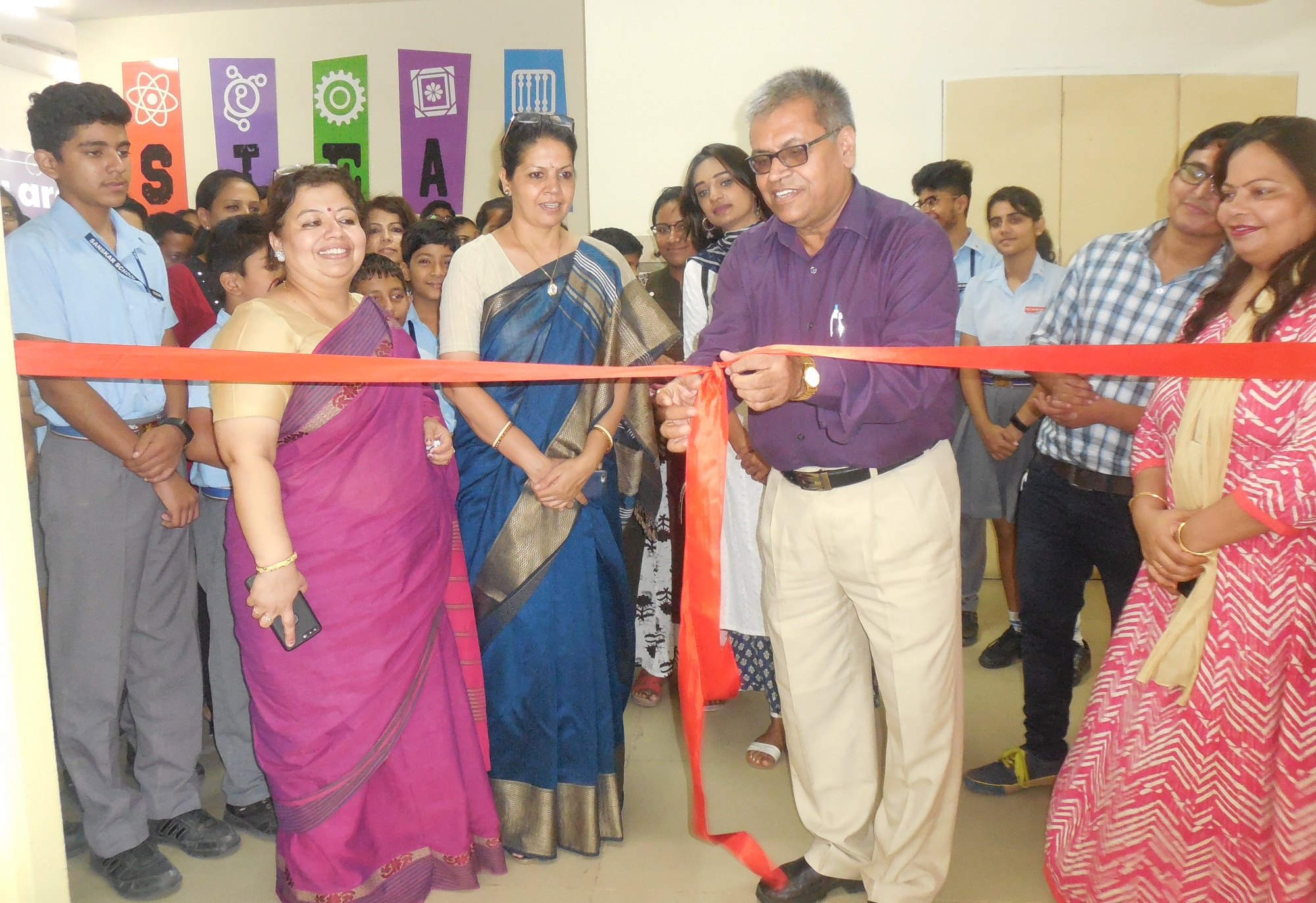 Inauguration of ATAL Tinkering Lab