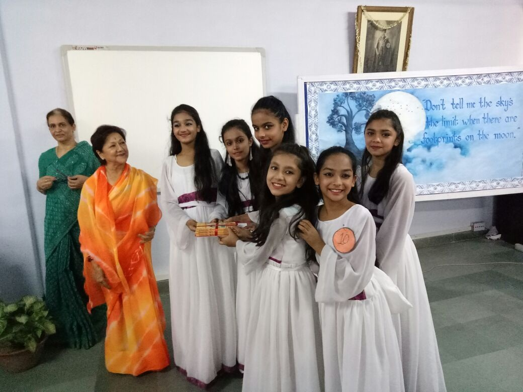 Sanskar students secure Third position in Inter School Dance Competition