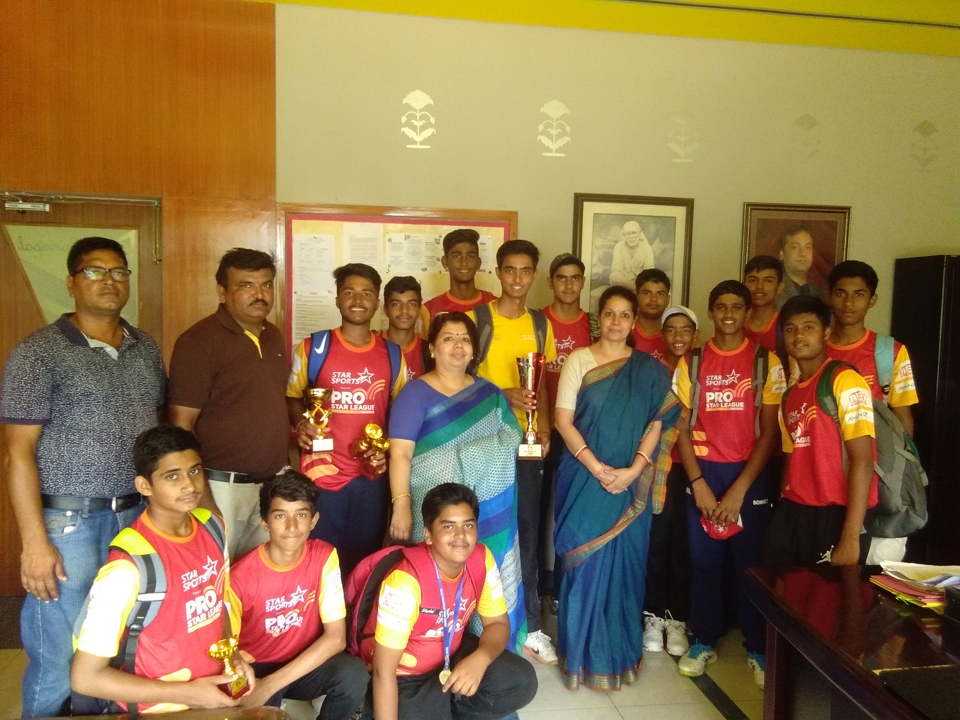 Sanskar School wins Jayshree Periwal School Sports Tournament