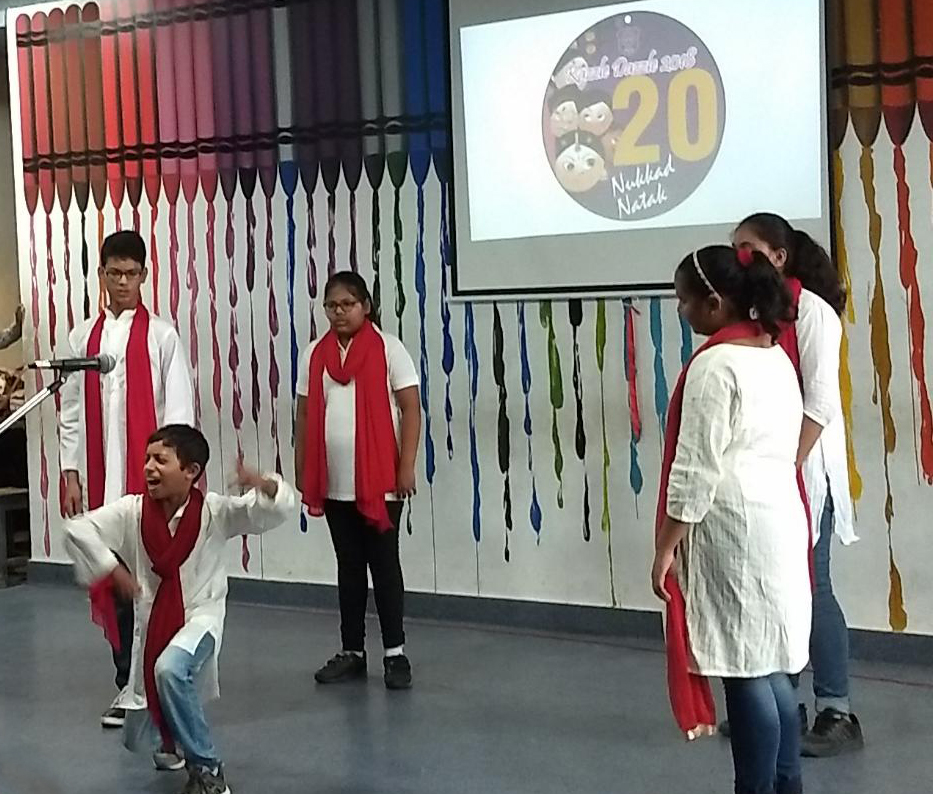 Sanskar School students ROCK at Razzle Dazzle 2018