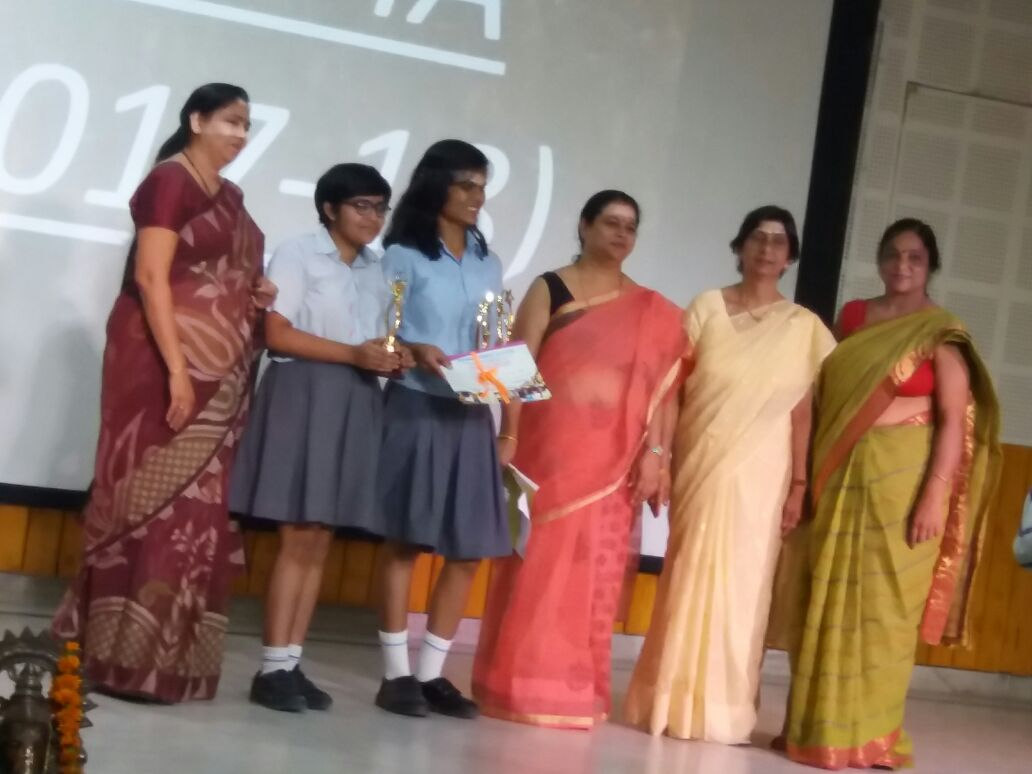 Sanskar students secure First position at Utopia 2017